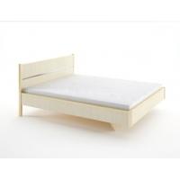 MIAMI lebegő ágy 160x200 cm ferrara tölgy VISCO MATRACCAL