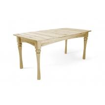 BENITA Asztal 170x90(+2x35) RIVIERA TÖLGY