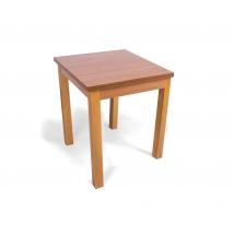 BERTA Étkezőasztal 80x80-as Éger