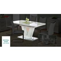 Mistral asztal fehér 160x90-es