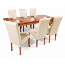 BERTA étkező 6+1 (Calvados - beige) - BERTA asztal