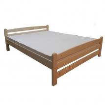 Fenyő ágykeret 160x200-as, INGYEN matraccal