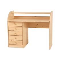 Etsberger Andi 5 fiókos íróasztal