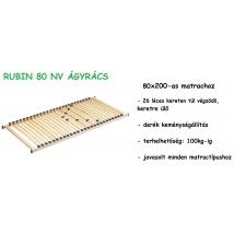 RUBIN 80 NV Ágyrács 80x200