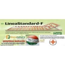 LINEA STANDARD-F Ágyrács 80x200