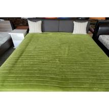 MERINOS PLÉD Green 220x240 cm (5001)