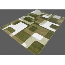 MARGIT Friese Carred szőnyeg 0196 GREEN 160x220 cm