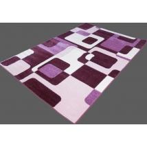 MARGIT Friese Carred szőnyeg 0196 LILAC 200x280 cm