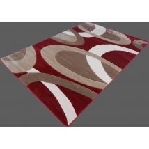 SUPER CARPET szőnyeg 0796B HT RED 160x220 cm
