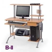 B-11 számítógépasztal ÉGER színben