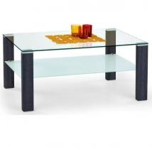 SIMPLE Dohányzóasztal WENGE színben