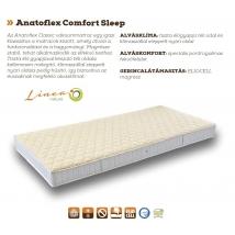ANATOFLEX Comfort Sleep Classic 16 cm vastag Vákuummatrac 160x200 cm