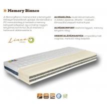 MEMORY BIANCO 160x200 matrac - 20 cm vastag