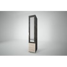 GALAXY G4 Fiókos tükrös elem 40cm-es CANTERBURY/SANTANA