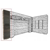 NEST 40 cm-es Polcos elem Canterbury