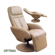OPTIMA fotel bézs