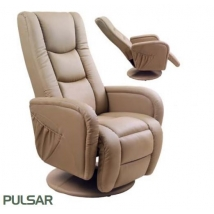 PULSAR fotel bézs