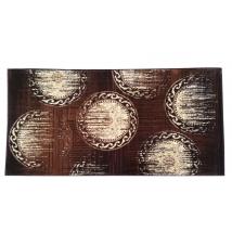 Lurex szőnyeg H618 D.Brown 80x150