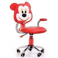 Mickey Piros Gyermek Forgószék