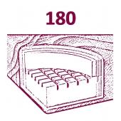 180as szélesség
