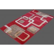 MARGIT Friese Carred szőnyeg 0064 L.RED 80x150 cm