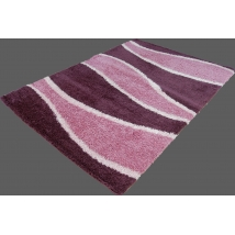 TISZA SHAGGY szőnyeg 0272 NEW LILAC 200x280 cm