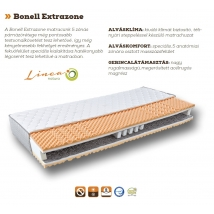 BONELL EXTRAZONE bonellrugós matrac 90x200 - 23 cm vastag
