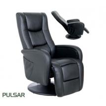 PULSAR fotel fekete