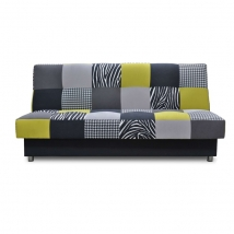 ALABAMA kattanós kanapé CITROM színben
