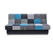 ALABAMA kattanós kanapé TÜRKIZ színben