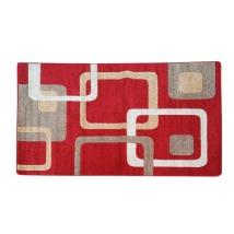MARGIT Friese Carred szőnyeg 0064 Red 160x220